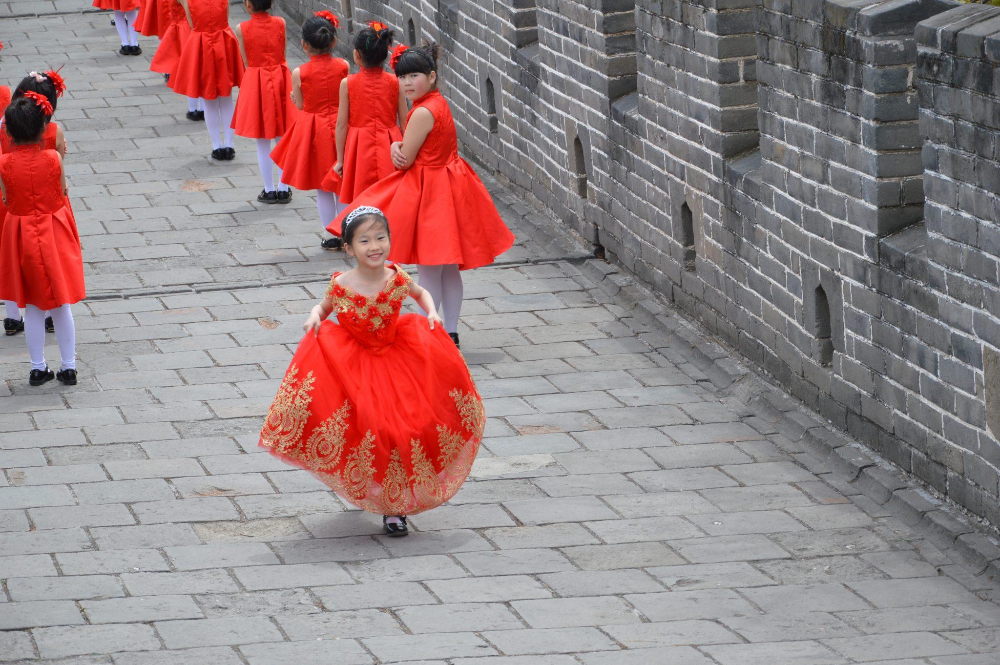 Top 3 — Den Store Mur i Kina