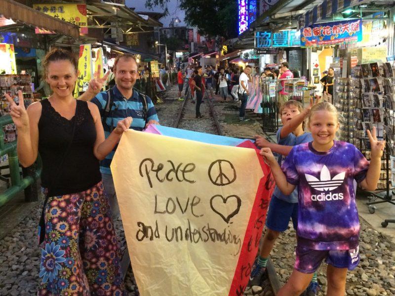 Taiwan — Lanterner, natmarkeder og østens mystik