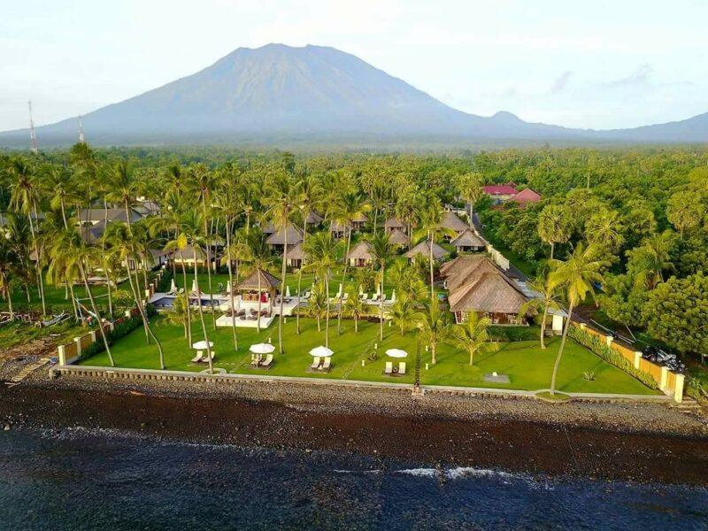 Rikke og Ulrik bygger ferieboliger på Bali