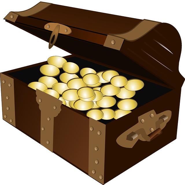 Indrøm nu bare, at du vil have penge i kassen