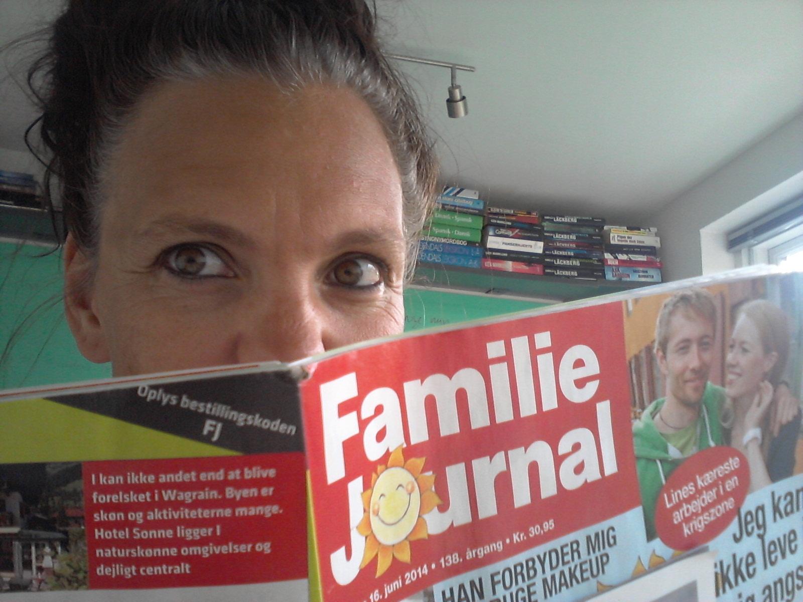 Nu i Familie Journalen: Mormor ville have været SÅstolt