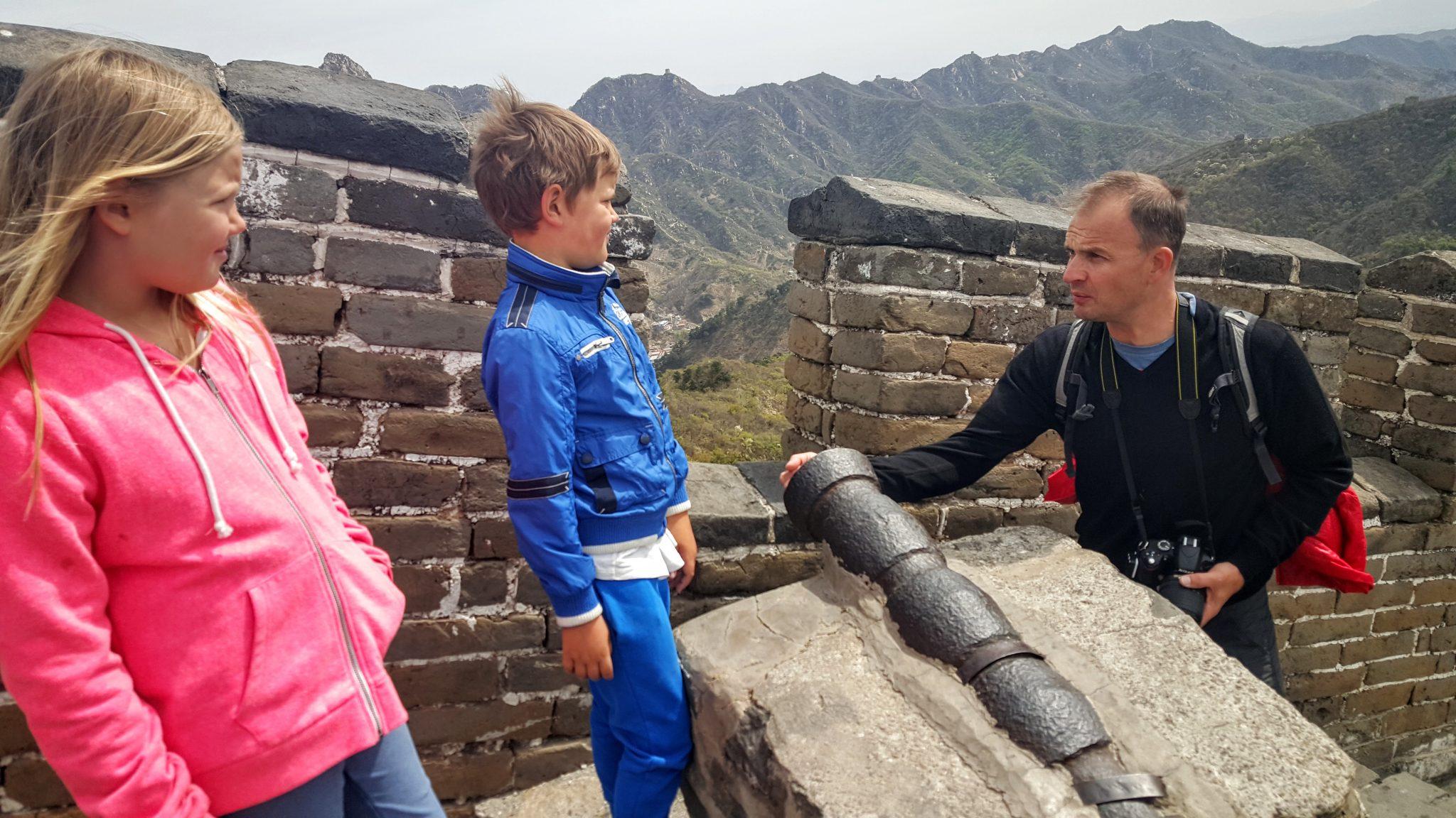 Den Store Mur: Mutianyu og bobslæderne